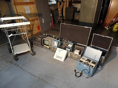 Unilux 980 Videocassette System For High Speed Motion Recording And Analysis