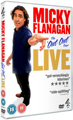 Micky Flanagan: The Out Out Tour - Live DVD (2011) Micky Flanagan