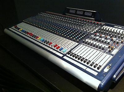 Soundcraft GB8 24/4 Channel Mixing Console
