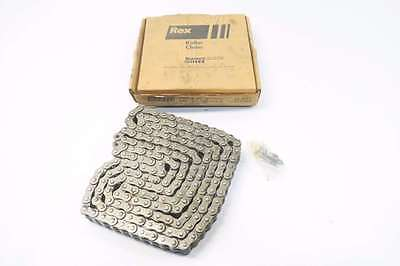 New Rexnord 50-2 5/8 In 10Ft Double Strands Riveted Roller Chain D550286