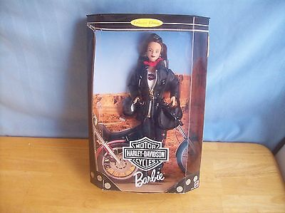 1998 Collector Edition Harley Davidson Motorcycles Barbie NEW IN BOX