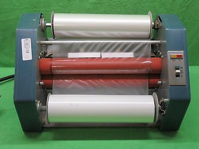 """Vintage Unbranded 12"""" Electric Heated Laminator *Tested Working*"""