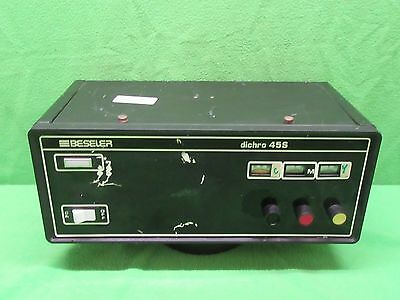 Beseler Dichero 45S Color Head 4x5 Light Source Glow in the Dark