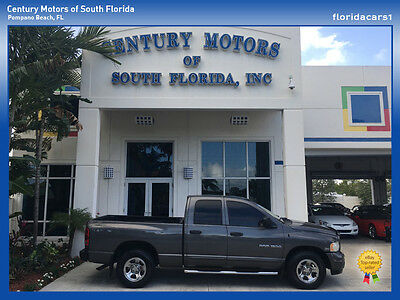 2004 Dodge Ram 1500  PERSONAL TRUCK FLORIDA VEHICLE 3 OWNERS 5.7L V8 SFI 163880 MILES