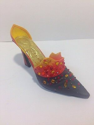 Sale Just the Right Shoe 2001 Collectors Figurine Passions Flame Collectible