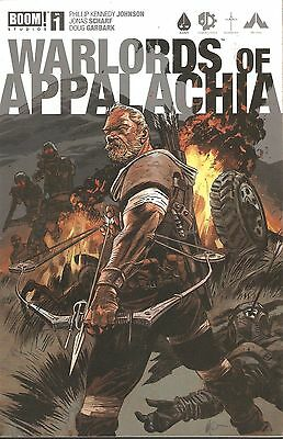 BOOM! STUDIOS: WARLORDS OF APPALACHIA - 1 of 4 - RECOMMENDED FOR MATURE READERS