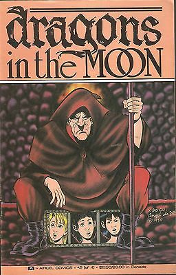 RARE! DRAGONS IN THE MOON # 2 (of 4) - RECOMMENDED FOR MATURE READERS [0]