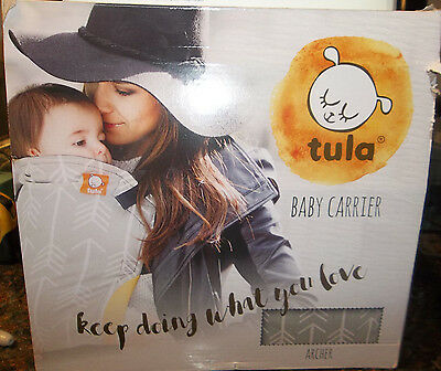 Tula Baby Carrier - Archer, Grey - TODDLER SIZE