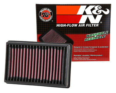 BM-1113 K&N Replacement Air Filter BMW R1200GS; 2013 (KN Powersports Air Filters