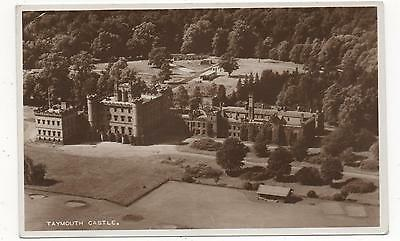 Taymouth Castle, Perthshire.RPPC,1960