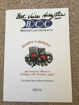 Nobby Stiles England World Cup 1966 Signed Autograph Man Utd Menu