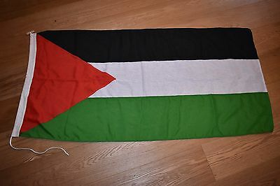 Palestine Flag - High Quality Stitched - 4ft 8in x 2ft 2in