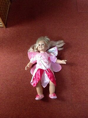 Smoby Rosy/Roxy Doll Fairy Outfit
