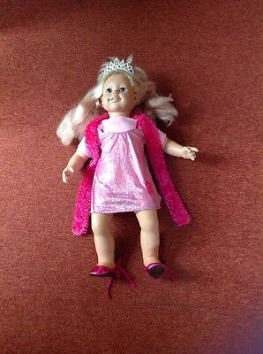 Smoby Rosy/Roxy Doll Princess Outfit