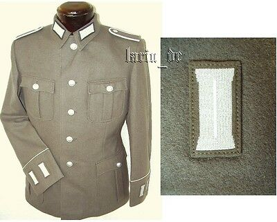 DDR NVA Deutsche Uniform Jacke Soldat Gr M Bauch .Gr  East german soldier Jacket