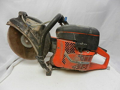 """Husqvarna K760 12"""" Gas Concrete Cut-Off Saw With Water Attachment"""