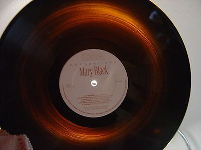 MARY BLACK - IRISH 1st Press LP - NO FRONTIERS - 1989 Dara records - TRANSLUCENT