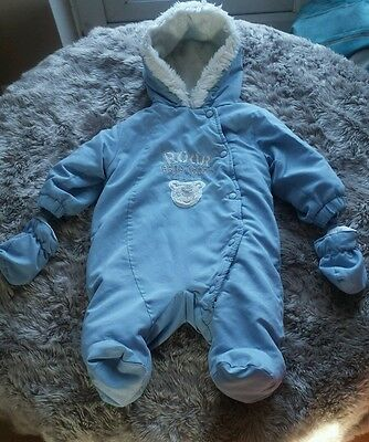Baby's snow suit age 6 - 9 months