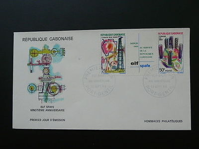 energy petroleum oil petrole industry FDC Gabon 50213