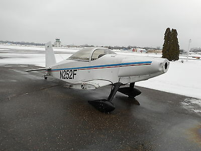 1968 Thorp T-18, 1788 Snew, Just Out Of Annual, Easy Repair, Cheap !!