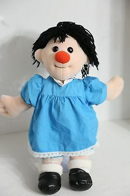 "Big Comfy Couch 16"" Vintage 1995 MOLLY Plush Toy Doll  (hair has been cut)"