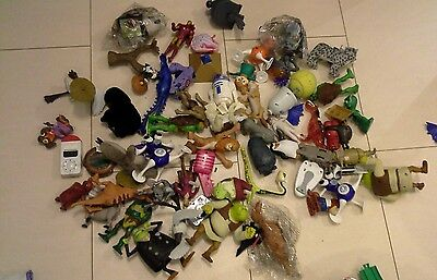 lot bangle McDonald's toys over 50 mix party/goody bags prizes,  stocking filler