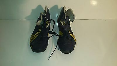 RENAULT F1 Size FR 43 TEAM PERSONNEL PUMA RACE BOOTS FIA 8856-2000 KART USED No3