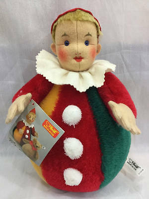 Steiff Roly-Poly Clown Replica 0116/28 1481/3000
