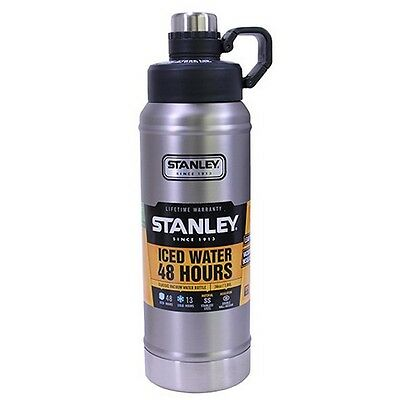 Stanley PMI 10-02283-003 Classic Vacuum Insulated Water Bottle 36oz Stainless