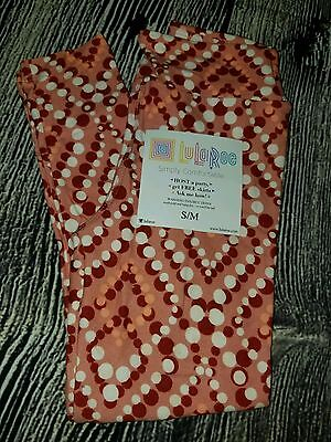 New Kids LulaRoe Valentines Day Leggings Size S/M ❤��