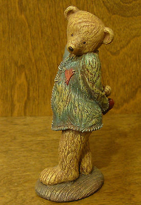 Boyds LIFE TIMES #370521 A GIFT of the HEART, folk art style From Retail Store