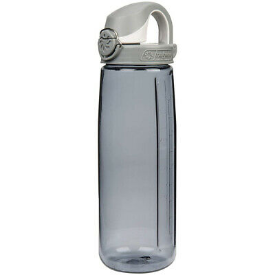 Nalgene Tritan On the Fly Water Bottle - 24 oz.- Smoke/Gray