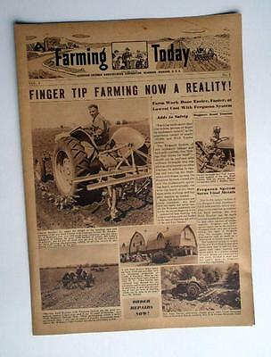 "Ferguson-Sherman Ford Tractors ""Farming Today"" Publication"