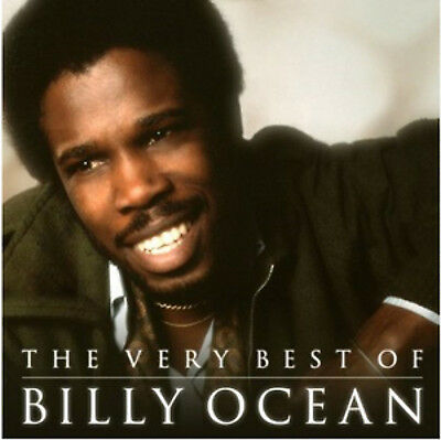 Billy Ocean The Very Best Of CD ***NEW***