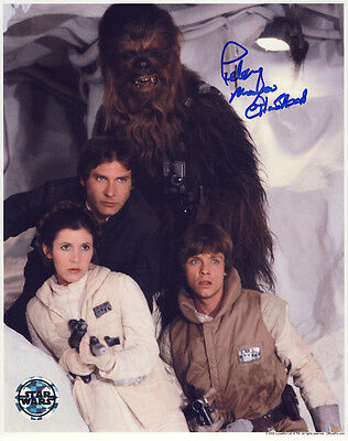 •Sale• Star Wars Peter Mayhew (Chewbacca) Signed 10x8 Photo