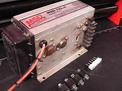 MSD 7AL-2   #7220 Ignition Control + CHIPS--TESTED-GUARANTEED TO WORK-{NO AS IS}