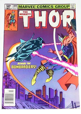 Thor #309 from July 1981 F to F/VF