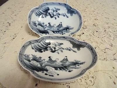 PAIR CHINESE ANTIQUE BOWLS c1890S GUANGXU PERIOD