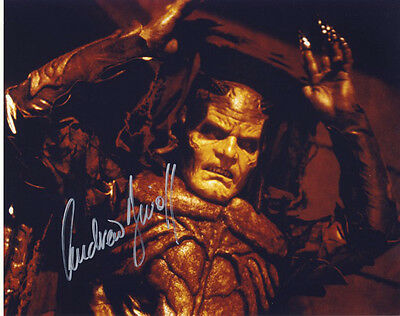 •Sale• Wishmaster Andrew Divoff (The Djinn) Signed 10x8 Photo