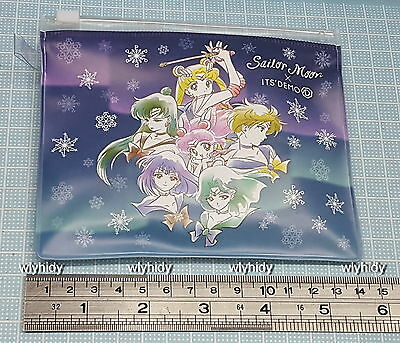 Sailor Moon Sundry Zip Bag Japan Limit #2 - Its' Demo