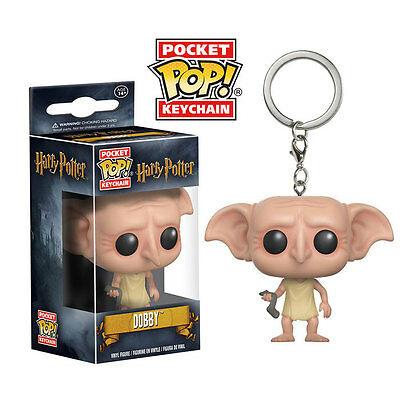 Funko Pocket POP! Keychain - Harry Potter Series 2 - DOBBY (1.5 inch) - New