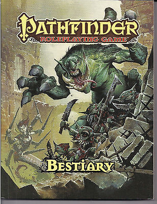 Pathfinder RPG - Bestiary Softcover Pocket edition - New