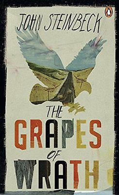 The Grapes of Wrath, John Steinbeck | Paperback Book | 9780241952474 | NEW