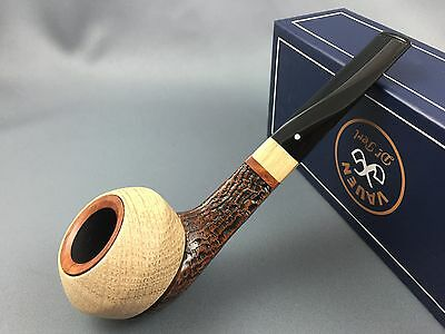 VAUEN Oak 559 Pfeife pipe pipa Made in Germany Weißpunkt Bruyere / Eiche