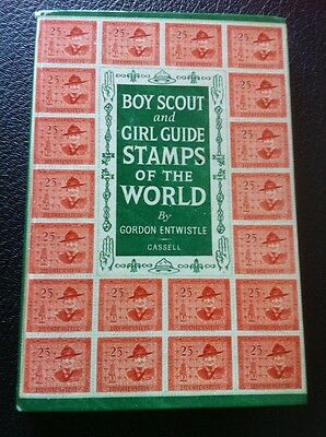 Boy Scout And Girl Guide Stamps Of The World.