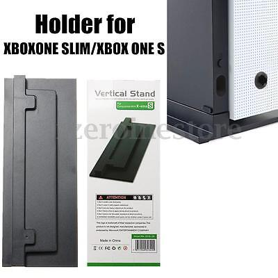 Black Vertical Stand Holder for XBOXONE SLIM/XBOX ONE S NEW