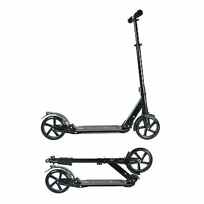 Returned Stock - bpro Adult Urban Folding Scooter 1003 Black