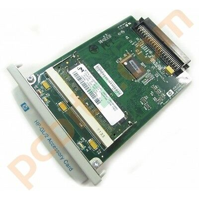 HP-GL/2 C7776-60151 Accessory Card + 128MB Memory