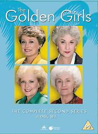 The Golden Girls - Series 2 - Complete (DVD, 2005, Box Set) BRAND NEW