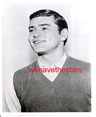 Vintage Pete Deuel Duel HANDSOME '65 GIDGET TV Publicity Portrait TRAGIC STAR